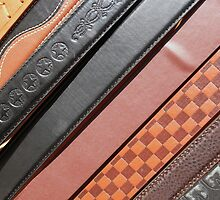 Decorated Belts by rhamm