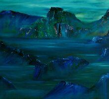 Hudson Bay II by David Snider