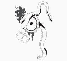 Eye of The Squid by ecsulik