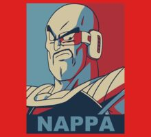 Nappa hope  by Ali Gokalp
