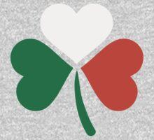 Ireland flag shamrock Kids Clothes