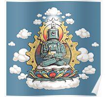 Buddha Bot v6 Poster