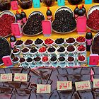 Candied Fruit Market in Tehran by signaturelaurel