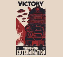victory through extermination by Fizziponi