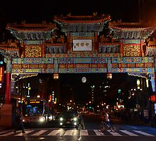 Friendship Arch - Washington D.C. by Matsumoto
