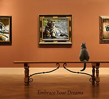 Embrace Your Dreams by Mary-Ella Bowles