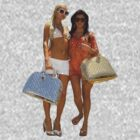 Paris Hilton & Kim Kardashian Louis Vuitton Bag  by pablacito