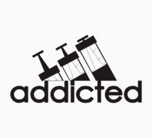 Addicted / Black by Studio Momo ╰༼ ಠ益ಠ ༽