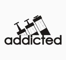Addicted / Black by Studio Momo╰༼ ಠ益ಠ ༽