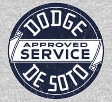 Dodge - DeSoto Approved Service by KlassicKarTeez