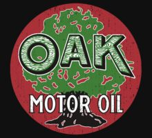 Oak Motor Oil by KlassicKarTeez