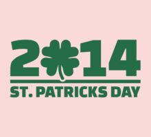 St. Patrick's day 2014 Kids Clothes
