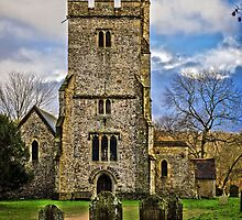 Challock Church by JEZ22