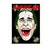 American Psycho The Killing Joke Edition Art Print