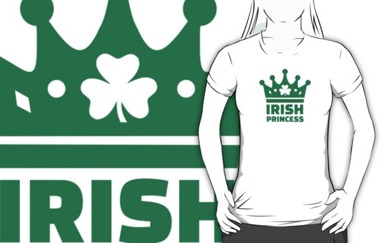 Irish princess crown by Designzz