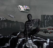 World Wide Web Trapper 1 by Sazzart