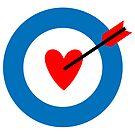 Love Target by Graham Bliss