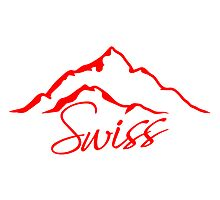 Swiss Mountain by Style-O-Mat