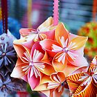 Pretty Paper Flowers by DearMsWildOne