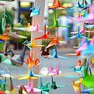 Color Cranes  by DearMsWildOne