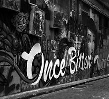 Once Bitten by Hamish Nicholson