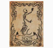 Mermaid Tarot Sticker: Death by SophieJewel