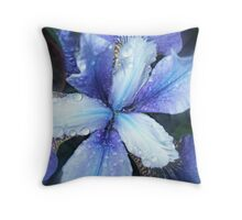 Why Does It Always Rain On Me! Throw Pillow