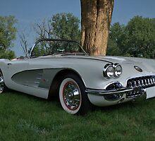 1959 Corvette by TeeMack