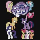 My Little Pony - Mane Cast by Andaimaru