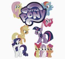 My Little Pony - Mane Cast Kids Clothes