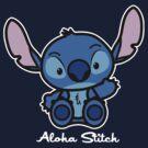 Aloha Stitch by LooneyCartoony