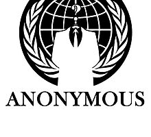 Anonymous Globe by kwg2200
