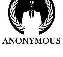 Anonymous Symbol by kwg2200