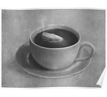 Whale in a Teacup  Poster