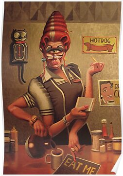 Diner Betty by FrankWermuth