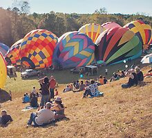 Balloon bonanza by Irene2005