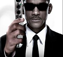 Men in Black W.Smith (I-Phone cover) by M&J Fashion Graphic