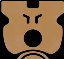 Mr. T Sticker