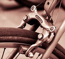 Sepia Bike by marcoaaa