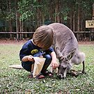 Innocents- Australia Zoo QLD  by Bel  White