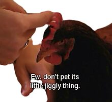 dont pet its jiggly thing by aangelofthelord