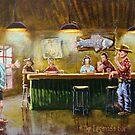 The Legends Bar by Michael Jones