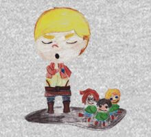 Little Erwin with Squad Leader Puppets by juliaholmes