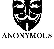 Anonymous Guy Fawkes by kwg2200