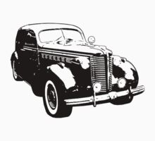 Vintage Buick 1938 by CarTeez