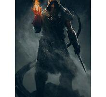 Skyrim-Dragonborn by derBorja
