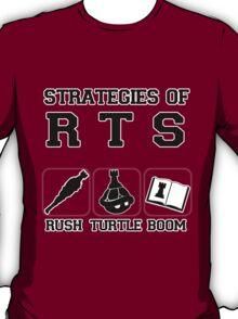 Rush Turtle Boom T-Shirt
