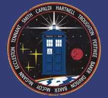 TRDS-12 Mission Patch by RobGo