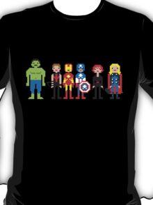 Pixels Assemble T-Shirt