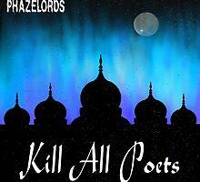 Phazelords - Poets Album Cover by OmandOriginal